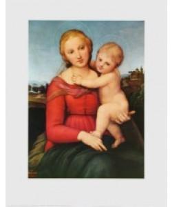 Raffael, Die kleine Cowper-Madonna