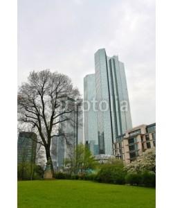 Raimundas, Building in Frankfurt