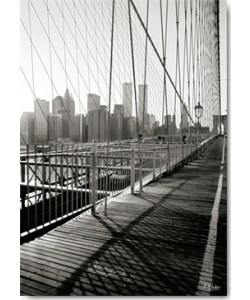 Ralf Uicker, Brooklyn Bridge Walkway