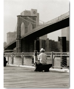 Ralf Uicker, New York Man at the Brooklyn II