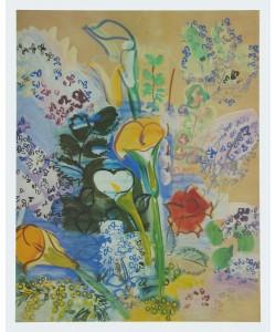 Raoul Dufy, Strauß Aronstab