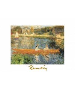 Pierre-Auguste Renoir, La Senna ad asnieres
