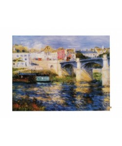 Pierre-Auguste Renoir, Le pont a Chatu