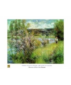 Pierre-Auguste Renoir, The Seine at Chatou