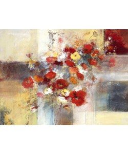 Rose Lamparter, Blumenstrauss