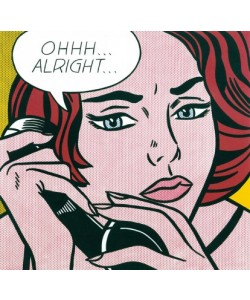 Roy Lichtenstein, Oh Alright