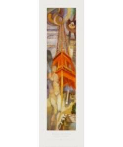Robert Delaunay, Eiffelturm