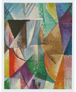 Robert Delaunay, Ein Fenster, 1912/13
