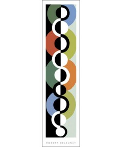 Robert Delaunay, Endless Rhythms, 1934 (Büttenpapier)