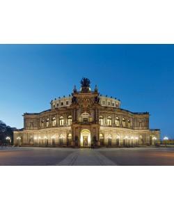 Rolf Fischer, Semper Oper Dresden