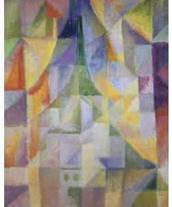Robert Delaunay, Fênetre sur la ville