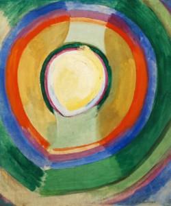 Robert Delaunay, Formes Circulaires