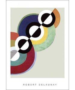 Robert Delaunay, Rhythms, 1934 (Büttenpapier)