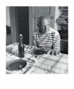 Robert DOISNEAU, Les Pains de Picasso, 1952