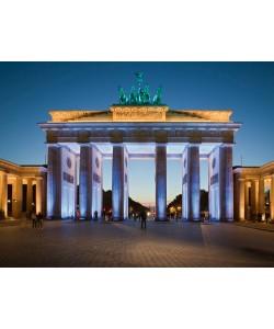 Rolf Fischer, Brandenburger Tor I
