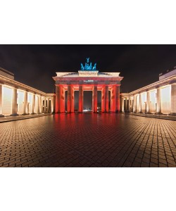 Rolf Fischer, Brandenburger Tor II