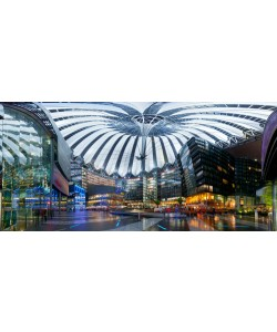 Rolf Fischer, Sony Center Panorama