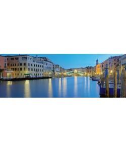 Rolf Fischer, Venedig Rialto Brücke