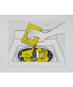Roy Lichtenstein, Washing Machine, 1961