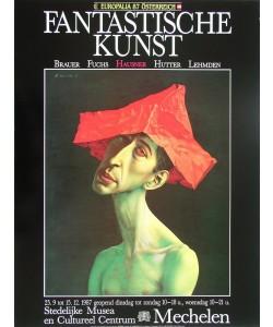 Rudolf Hausner, Adam mit rotem Hut