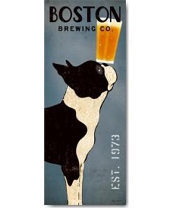 Ryan Fowler, Boston Terrier Brewing  Co Panel