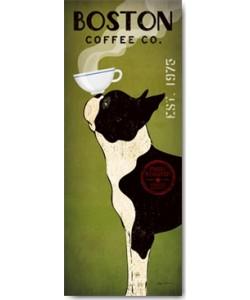 Ryan Fowler, Boston Terrier Coffee Co.