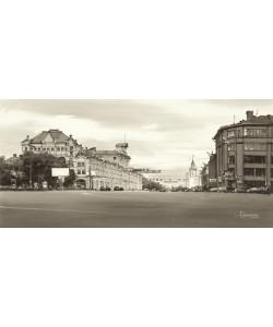 Ryazanov, Lubjanka Place, Moscow