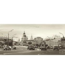 Ryazanov, Sergy Radonezhsky Street