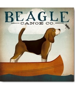 Ryan Fowler, Beagle Canoe Co.