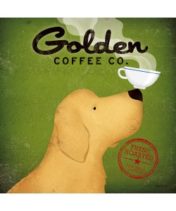 Ryan Fowler, Golden Dog Coffee Co.