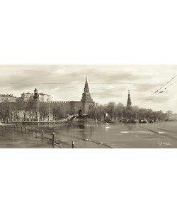 Ryazanov, Borowizki, Moscow
