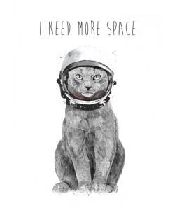 Balazs Solti, I Need More Space