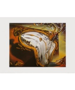 Salvador Dali, Die weichen Zeiger - Les Montres Molles