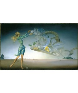 Salvador Dali, Mirage