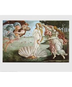 Sandro Botticelli, Die Geburt der Venus