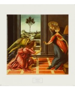 Sandro Botticelli, Die Verkündigung - ca.1489