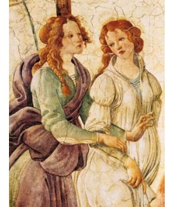 Sandro Botticelli, Alfresco