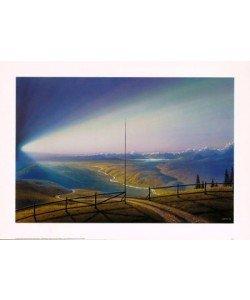 Hans-Werner Sahm, Komet