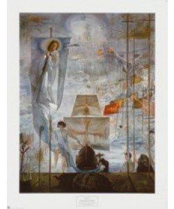 Salvador Dali, Die Entdeckung Amerikas durch Christoph Columbus