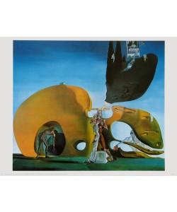 Salvador Dali, Die Geburt der fließenden Sehnsüchte