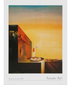 Salvador Dali, Eier in der Pfanne