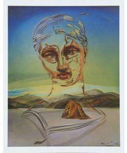 Salvador Dali, Geburt einer Gottheit
