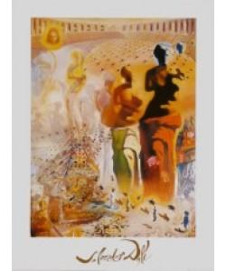 Salvador Dali, Le Torero Hallucinogène, 1968-70