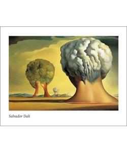Salvador Dali, Les trois sphinx de bikini