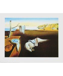 Salvador Dali, Persistence of Memory (Hartnäckige Erinnerung)