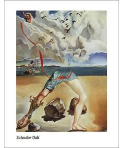 Salvador Dali, Sans titre, 1942