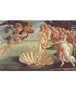 Sandro Botticelli, Geburt der Venus