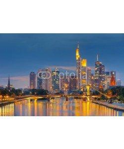 sborisov, Frankfurt am Main at night