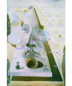 Salvador Dali, Apparition du Visage