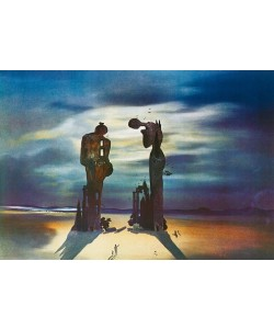 Salvador Dali, Reminiscence archeologique
